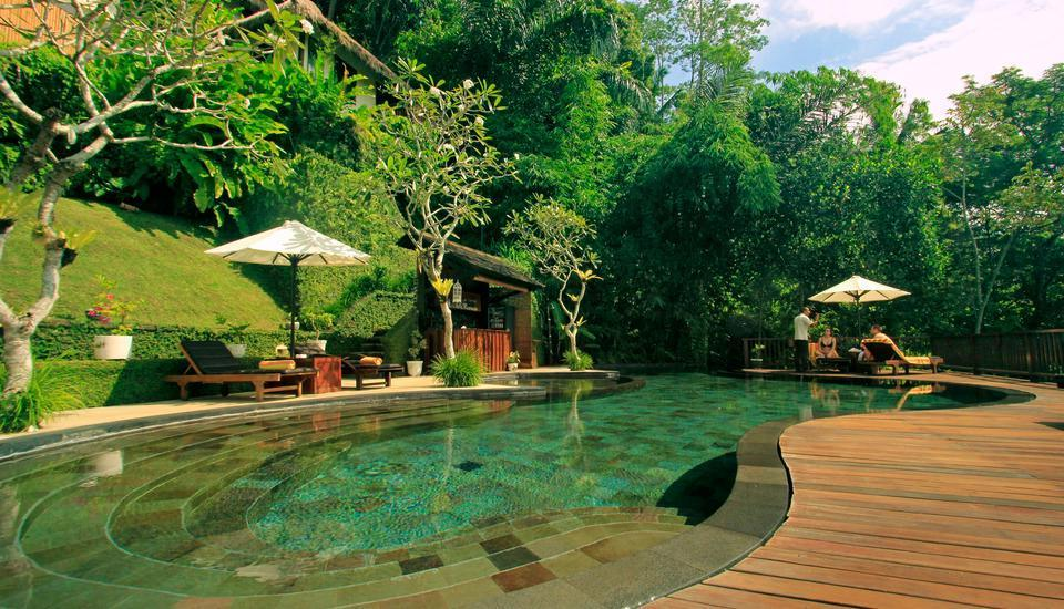 Nandini Jungle Resort Bali - Kolam Renang