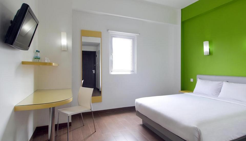 Amaris Pekanbaru - Smart Room Queen Smart Promotion Regular Plan