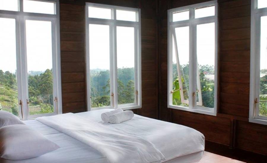 Villa Sand Lili Istana Bunga - Lembang Bandung Bandung - 3 Bedroom Villa Regular Plan