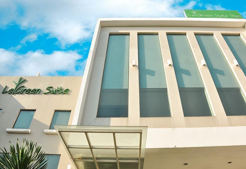 LeGreen Suite 2 Pejompongan - Pemandangan