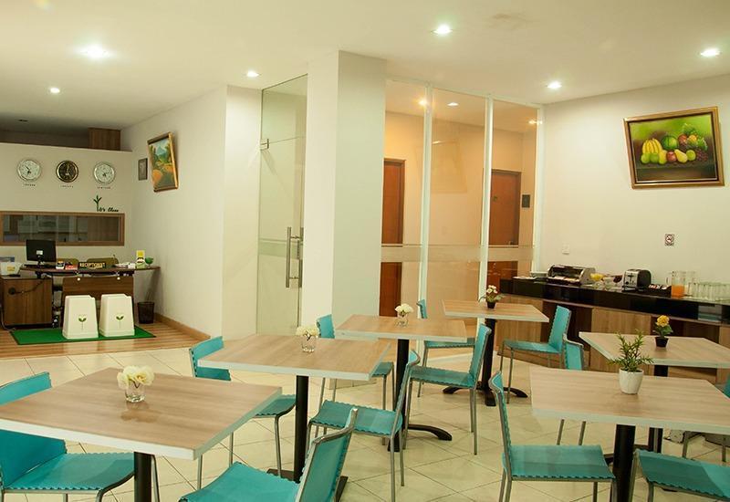 LeGreen Suite 2 Pejompongan - Sarapan