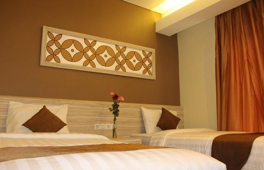 Red Chilies Hotel Solo - Kamar