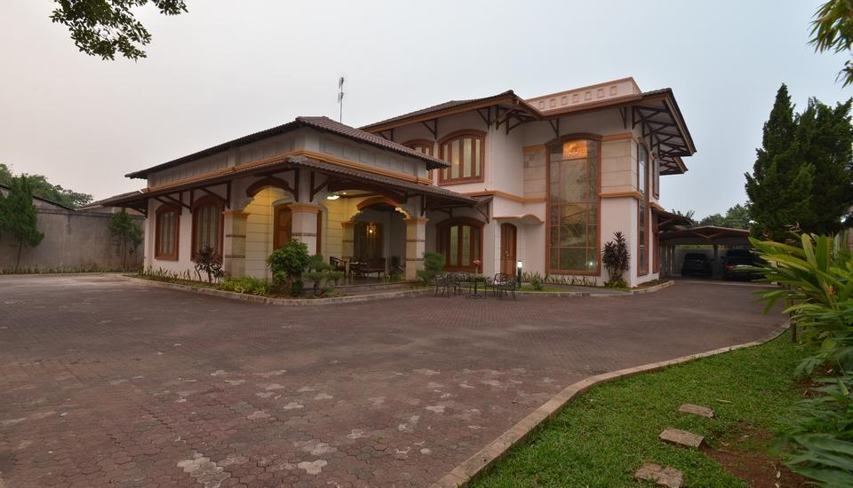 Kebagusan Indah Guest House Jakarta - Guest House View