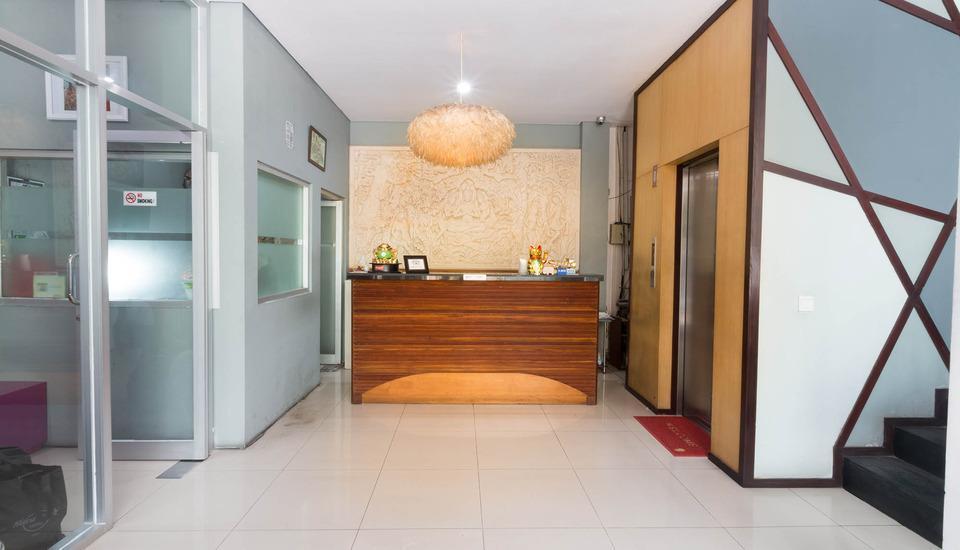 A Residence Bali - Reception