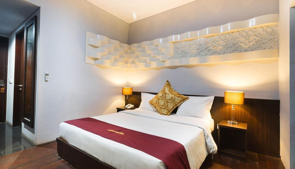 A Residence Bali - Deluxe Room [Room Only] MLOS