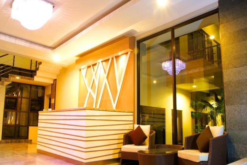 Anugrah Hotel Sukabumi - Lobi