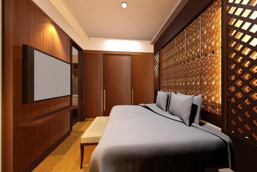 Anugrah Hotel Sukabumi - Kamar tamu