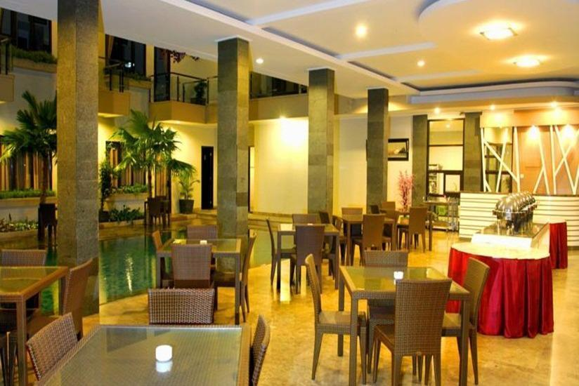 Anugrah Hotel Sukabumi - Restoran