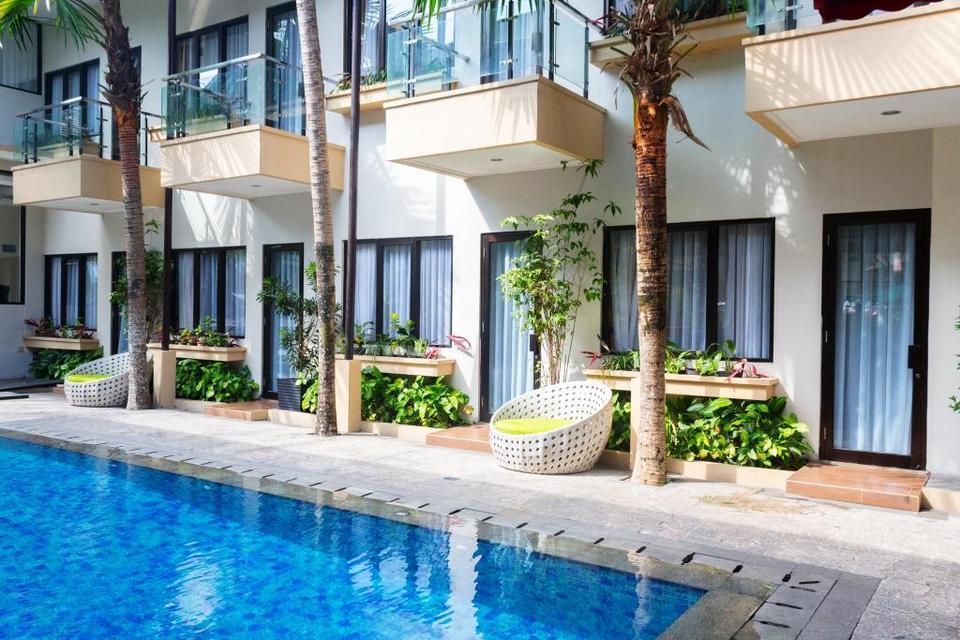 Anugrah Hotel Sukabumi - DELUXE dengan Pemandangan Kolam Renang