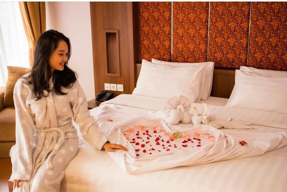Anugrah Hotel Sukabumi - KAMAR
