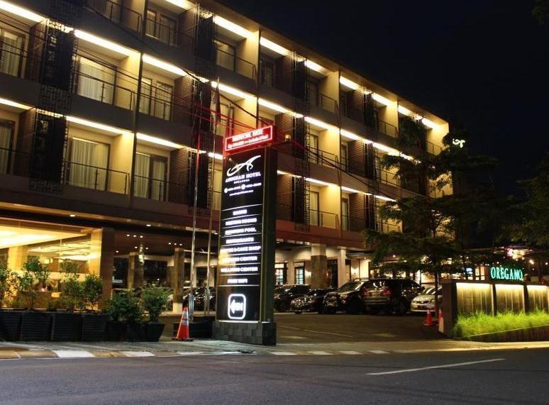 Anugrah Hotel Sukabumi - HOTEL