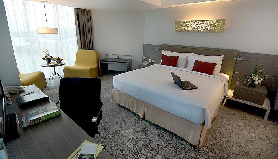 Swiss-Belhotel Balikpapan - Deluxe Double Regular Plan