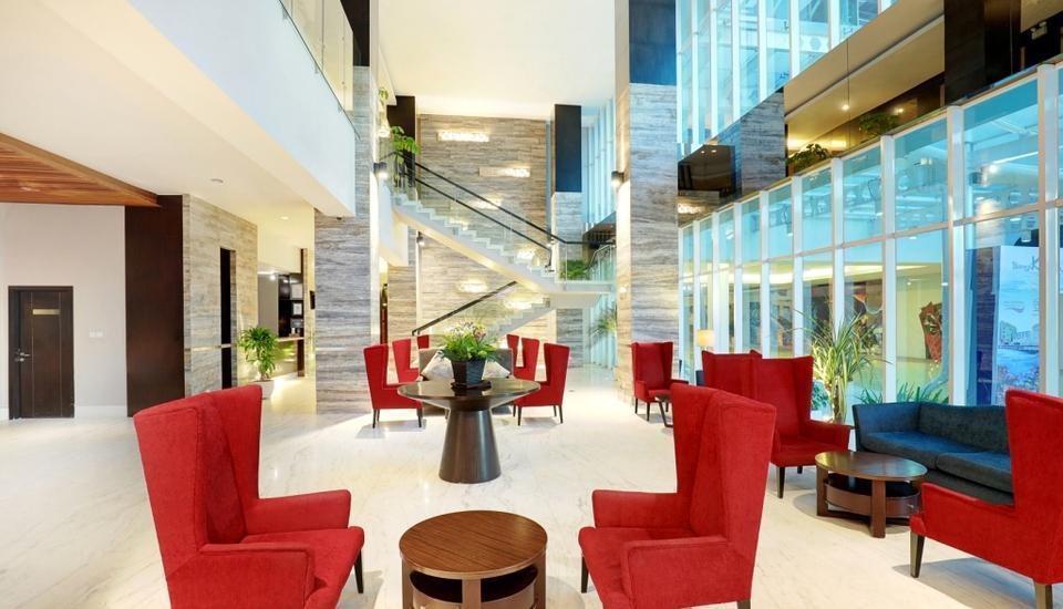 Swiss-Belhotel Balikpapan - Lobby