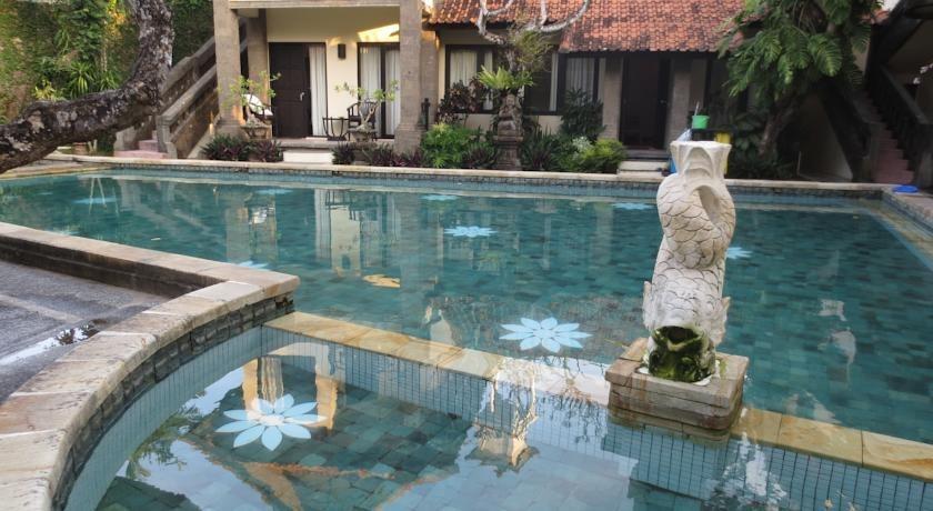 Puri Mesari Hotel Bali - Pool