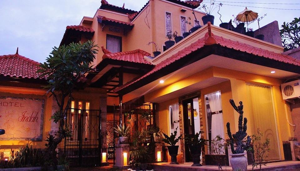Hotel Sanur Indah Bali - View Hotel