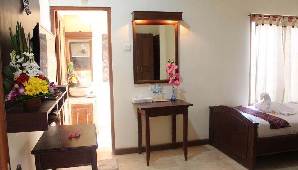Hotel Sanur Indah Bali - Deluxe Room