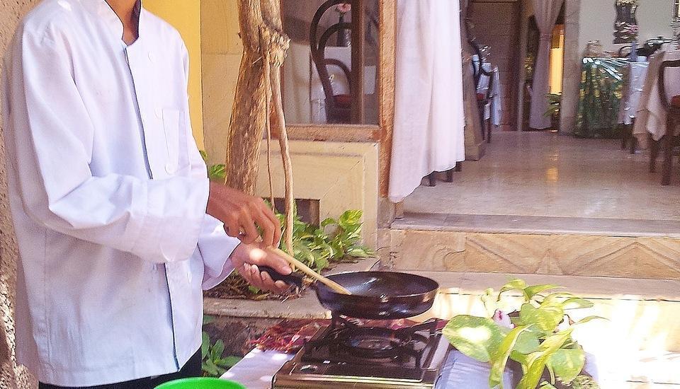 Hotel Sanur Indah Bali - Makan pagi