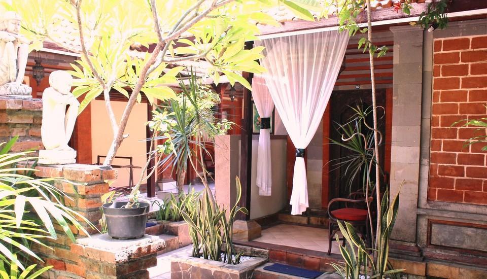 Hotel Sanur Indah Bali - Tampak kamar
