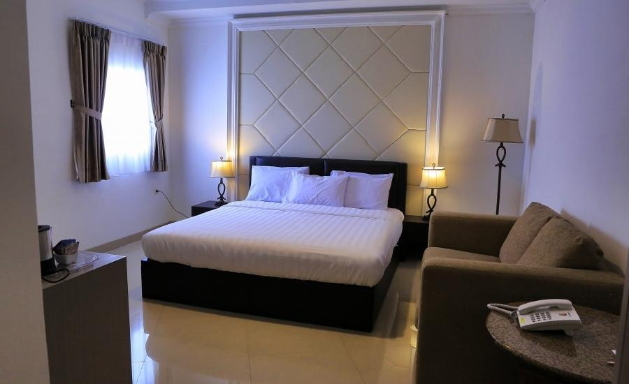 Hotel 55 B&B Jakarta - Suite Room Regular Plan