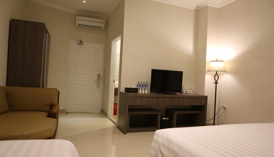 Hotel 55 B&B Jakarta - FASILITAS SUITE KELUARGA