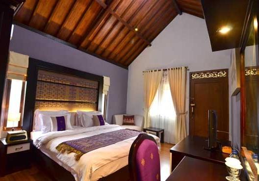 Balai Melayu Museum Hotel Yogyakarta - Swarnadwipa - Deluxe Room