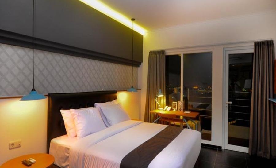 Candiview Hotel Semarang - Kamar tamu