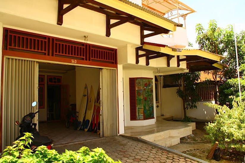 Brigittes House Padang - Eksterior