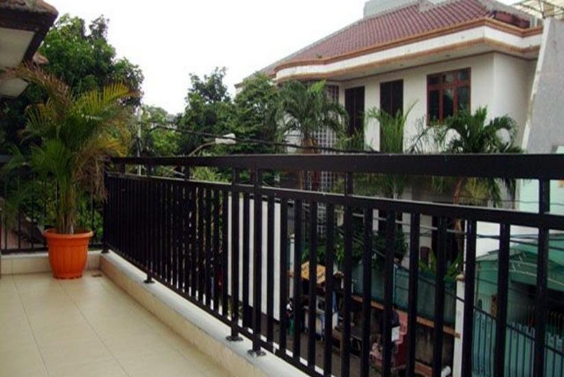 Avia Residence Jakarta - Balkon
