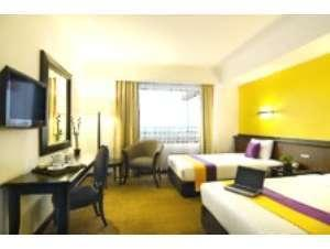 Jakarta Aiport Hotel managed by Topotels Tangerang - Kamar