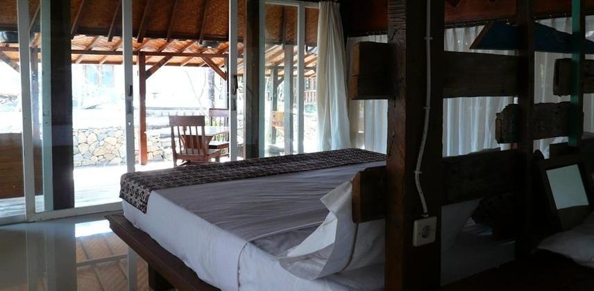 Classic Beach Villas Bali - Deluxe Room Garden View hot deal