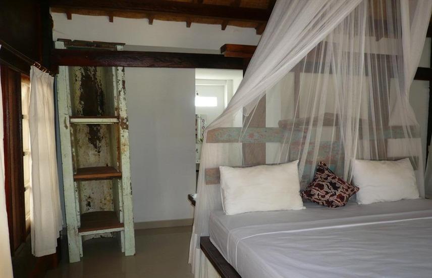 Classic Beach Villas Bali - Kamar tidur