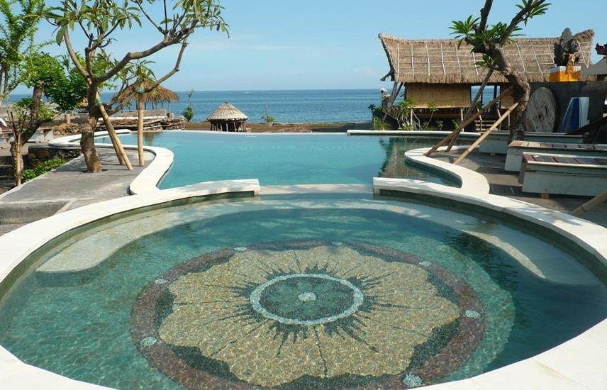 Classic Beach Villas Bali - Kolam Renang