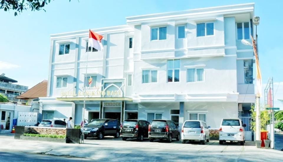 Sofyan Inn Rangkayo Basa - Hotel Halal Hang Tuah - Eksterior