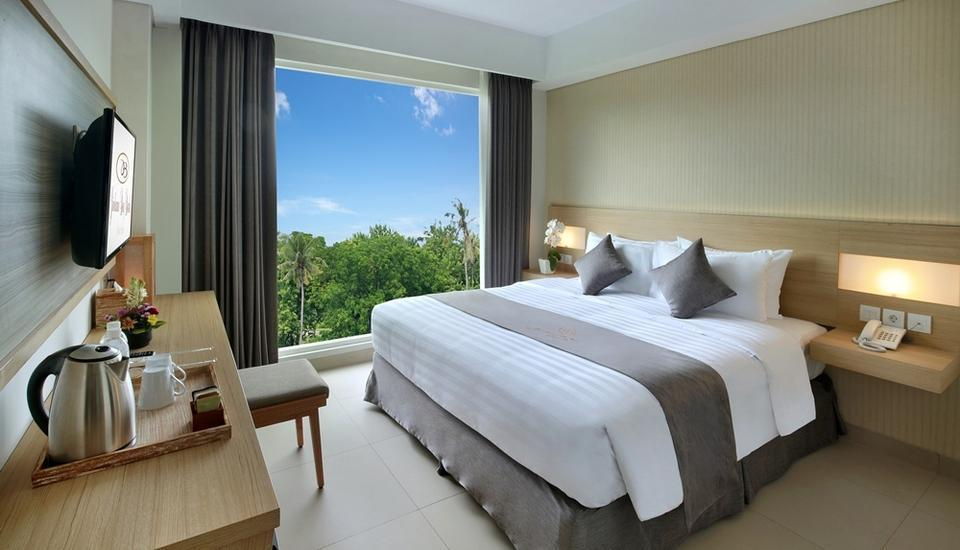 Jimbaran Bay Beach Resort & Spa Manage by Prabu Bali - Kamar - Manukrawa