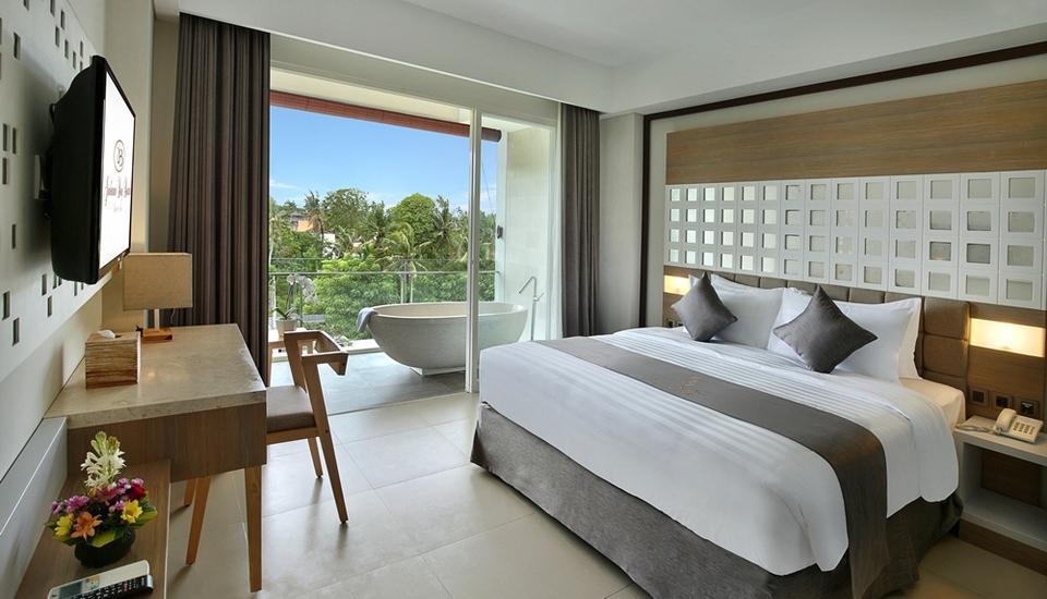 Jimbaran Bay Beach Resort & Spa Manage by Prabu Bali - Kamar - Puspanjali