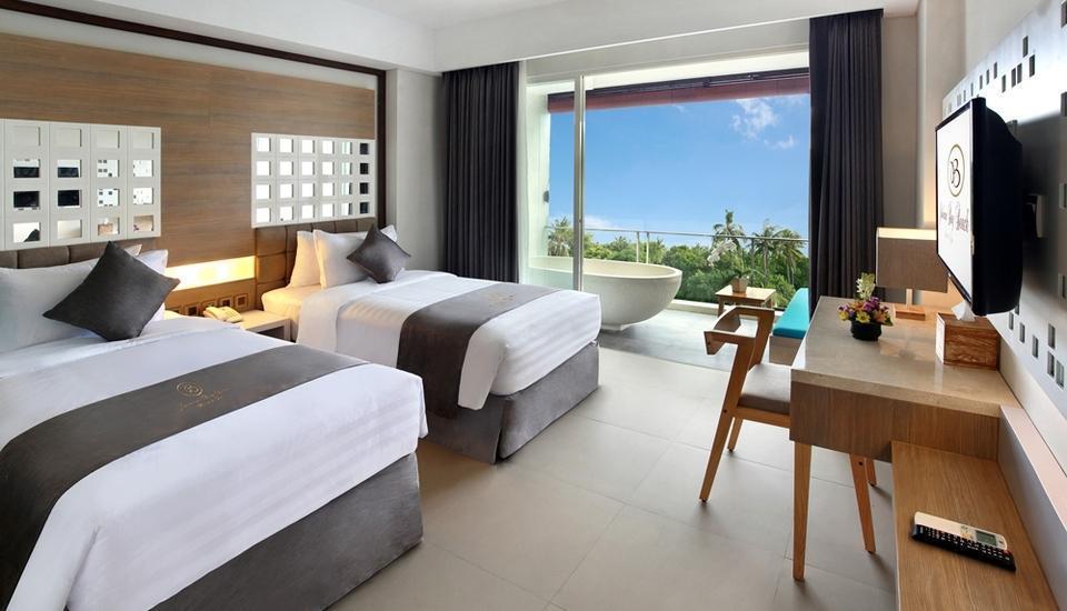 Jimbaran Bay Beach Resort & Spa Manage by Prabu Bali - Twin - Puspanjali
