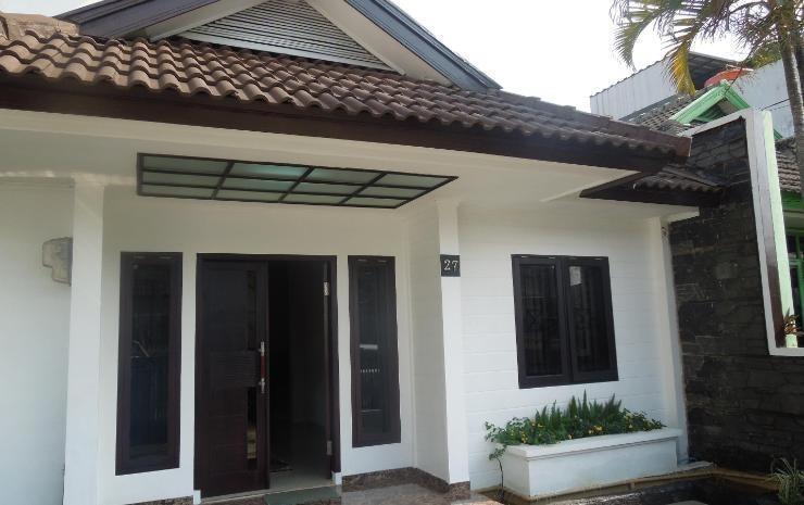 Manzila Guest House Bandung - Exterior