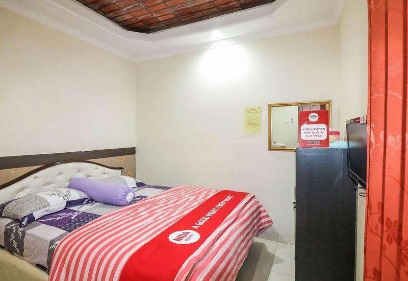 NIDA Rooms Muhdi 53 Sambi Sari Jogja - Kamar tamu