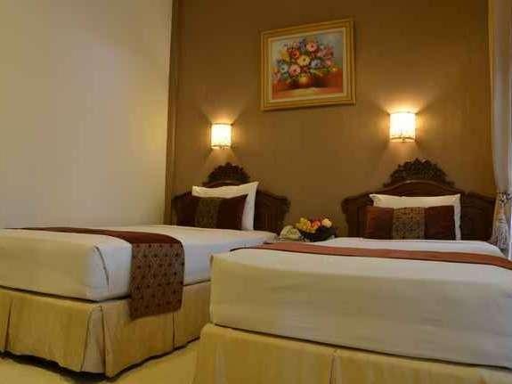 Hotel Indah Palace Yogyakarta - Deluxe