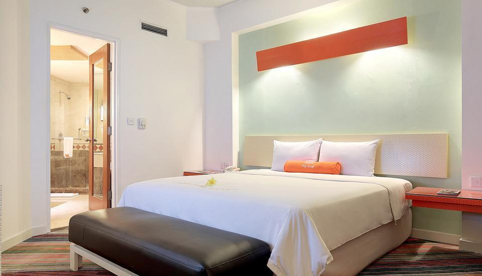 HARRIS Hotel Tebet Jakarta - HARRIS Room With Breakfast Regular Plan
