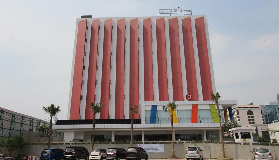 Amaris Hotel Pluit - Eksterior