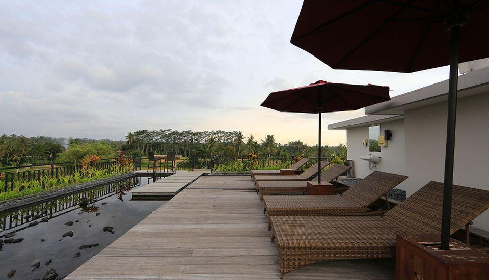 ZenRooms Ubud Raya Andong 2 Bali - Atap