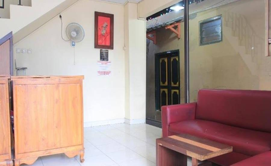 Khresna Guest House Jogja - Lobi