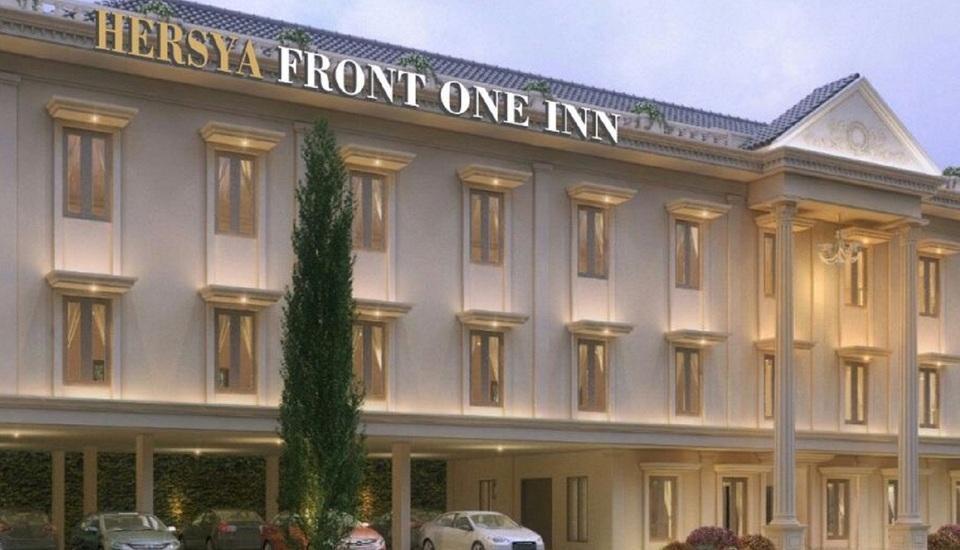 Hersya Front One Inn Surabaya - bangunan