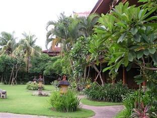 Matahari Bungalow Bali - Garden