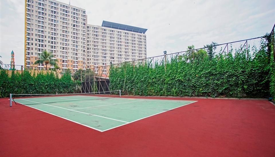 RedDoorz Apartment @Margonda Residence Jakarta - Eksterior