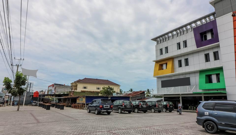 NIDA Rooms Tampan Universitas Riau HR. Subrantas Panam - Eksterior