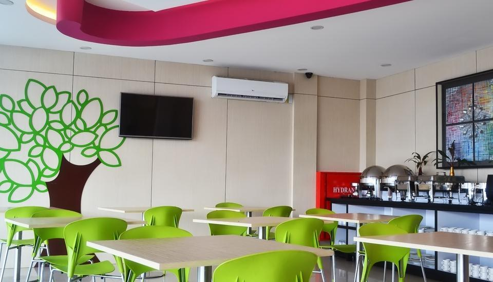 NIDA Rooms Tampan Universitas Riau HR. Subrantas Panam - Interior