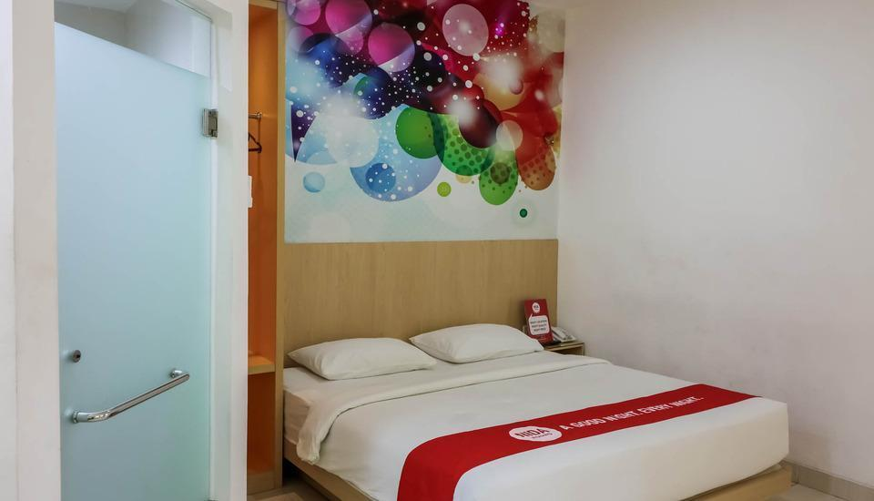 NIDA Rooms Tampan Universitas Riau HR. Subrantas Panam - Double Room Single Occupancy Special Promo