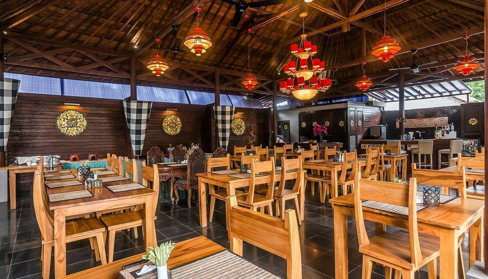 ZenRooms Ubud Sayan Bali - Restoran